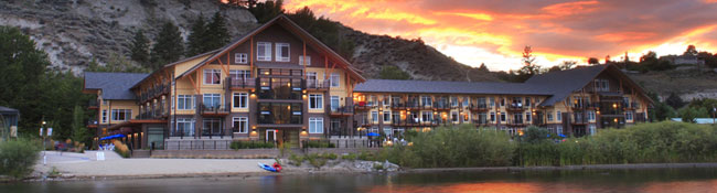 Summerland Resort, British Columbia